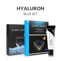 Hyalurone Blue Set